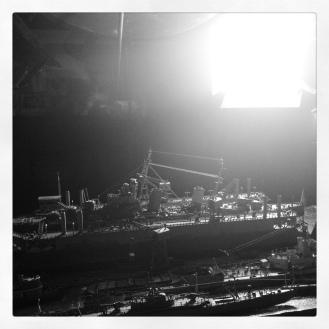 JKR's warship.
